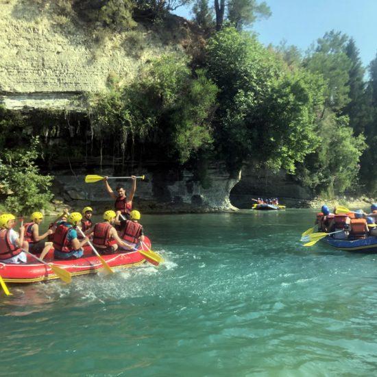Antalya Rafting Adventure