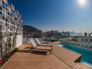 A Hotel in Rio