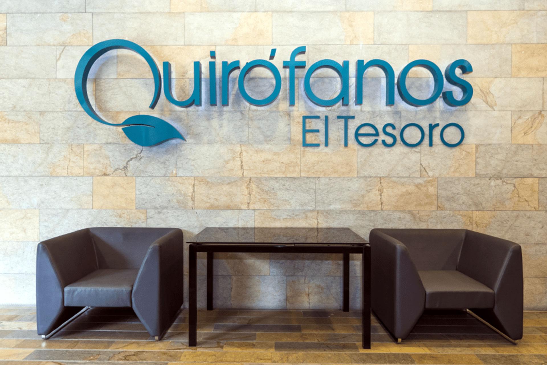Quirófanos El Tesoro