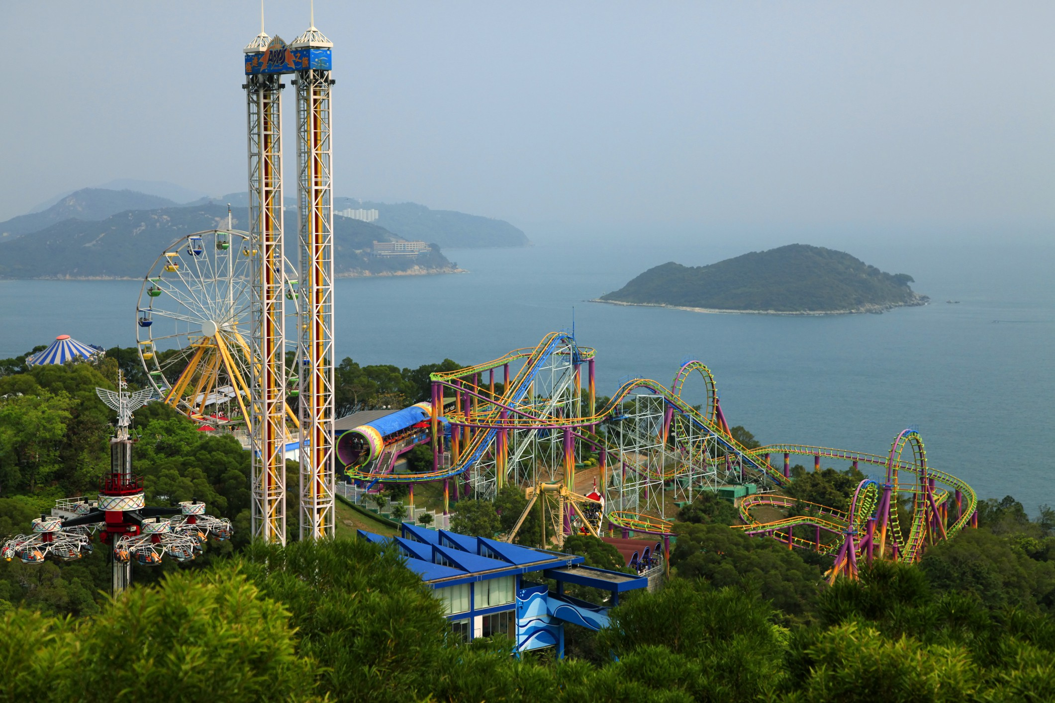 Hong Kong Amusement Park
