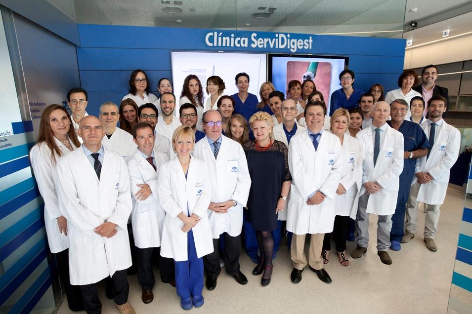 ServiDigest Medical Clinic